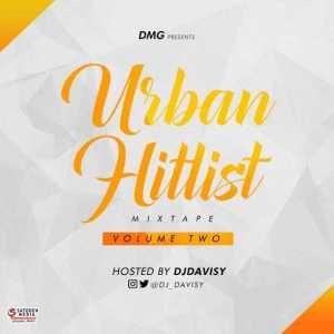 DJ Davisy - Urban Hitlist 2.0